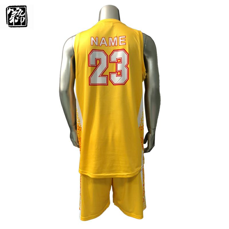 College Basketball Jersey